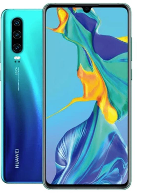 Huawei P30 - blog sfam