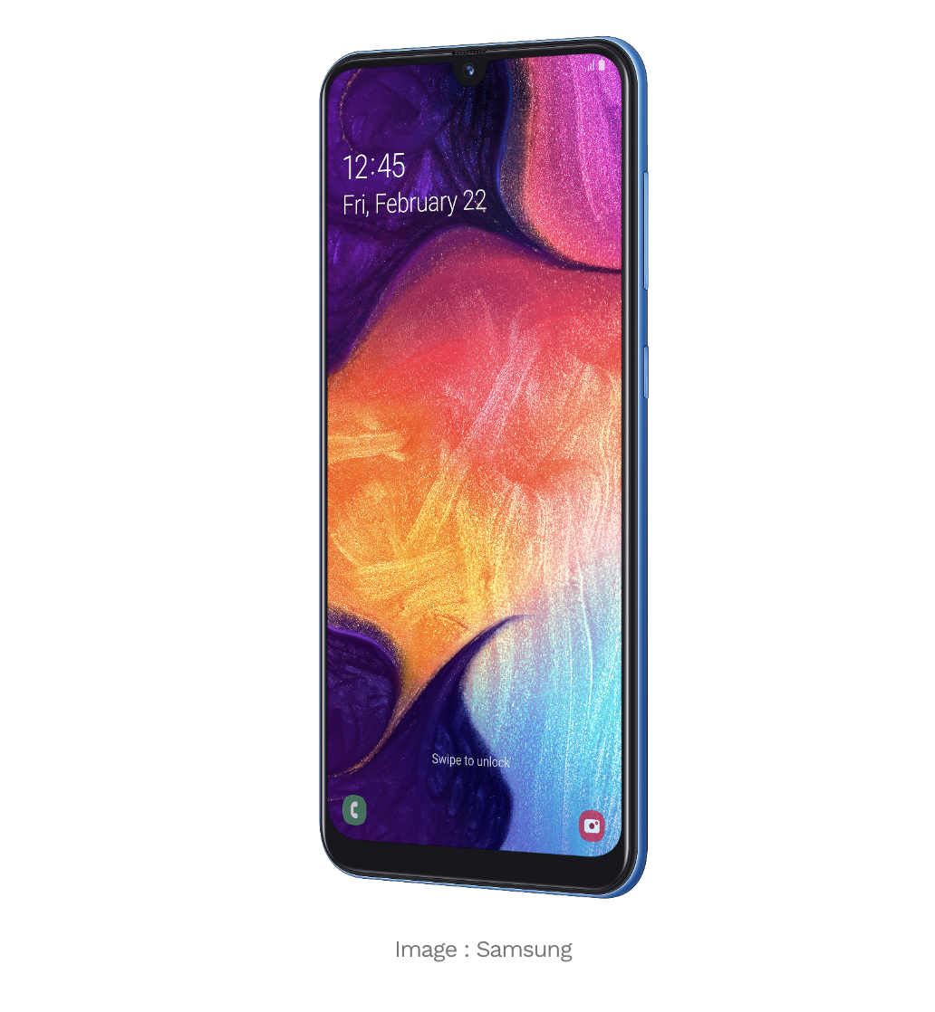 Samsung galaxy a50 - blog sfam