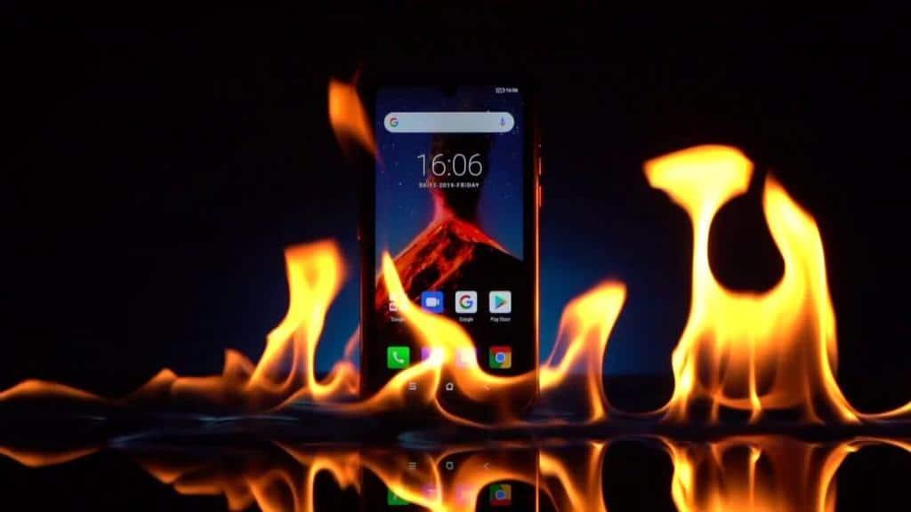 blackview BV9900 smartphone indestructible - Blog SFAM