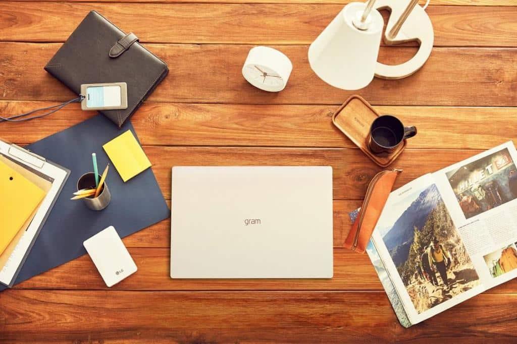 lg gram ordinateurs portables legers - Blog SFAM