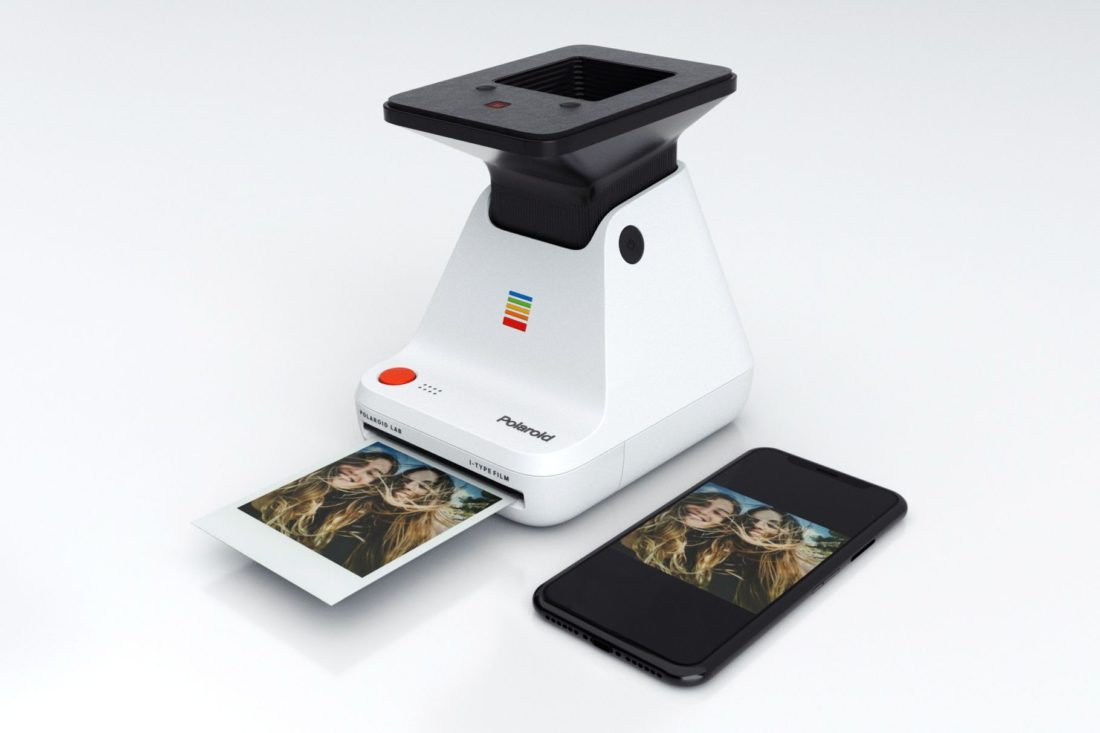 polaroidlab imprimer photos smartphone - Blog SFAM