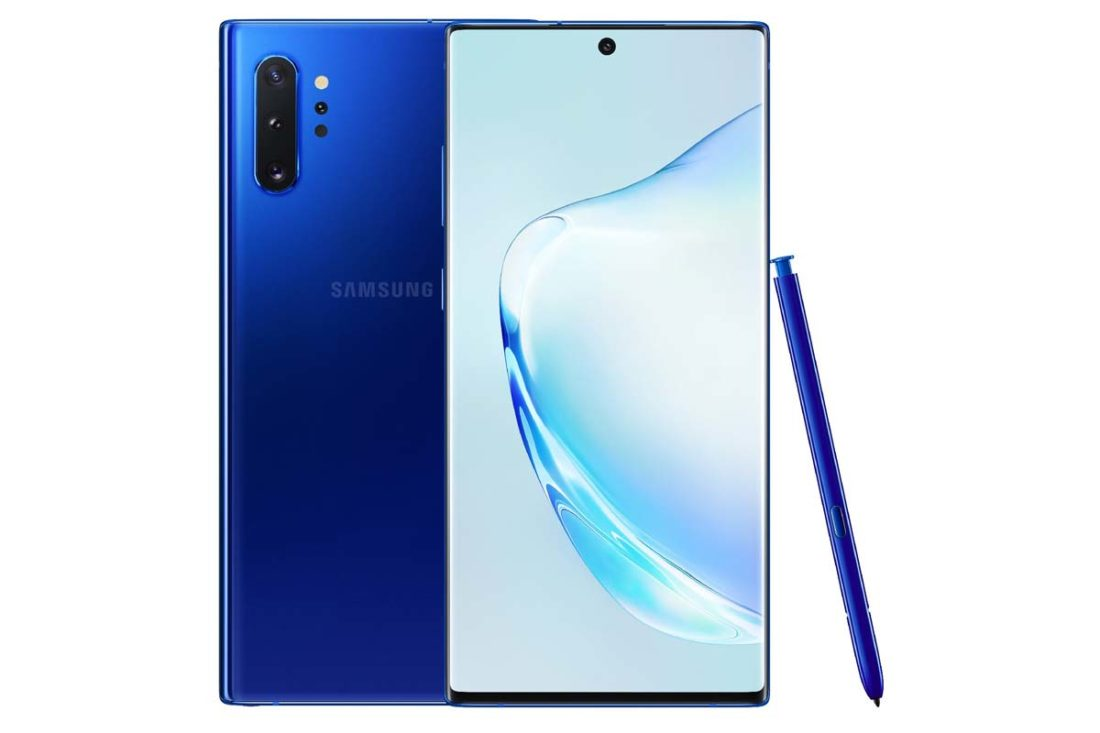 Samsung Galaxy Note 10 Plus - Blog SFAM