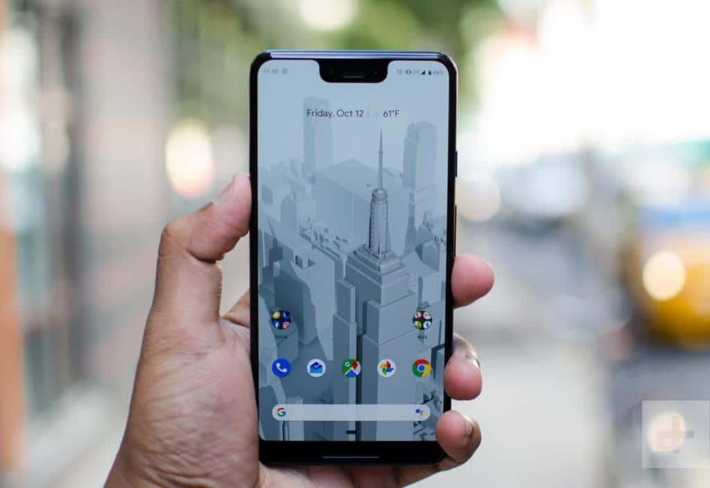 Google Pixel 3 XL - Blog SFAM