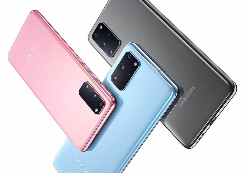 galaxy s20 samsung smartphones haut gamme - Blog SFAM