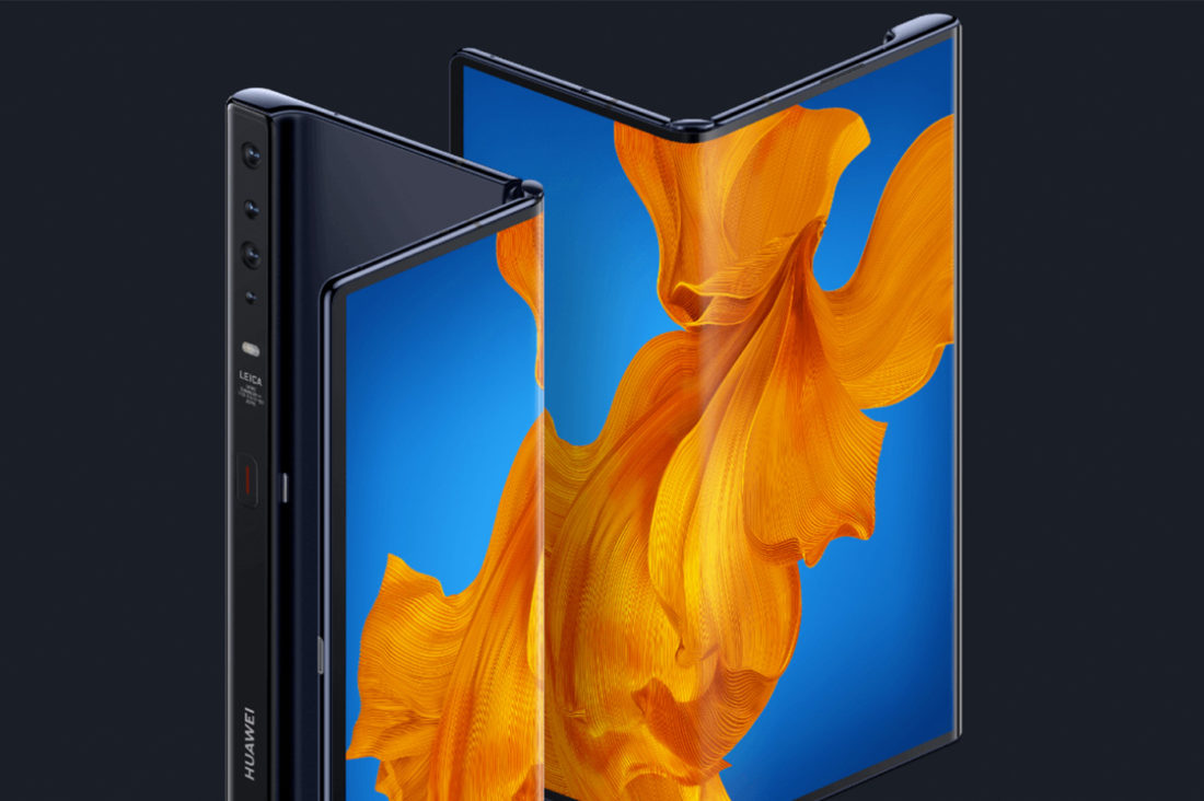 mate xs smartphone pliable huawei france - Blog SFAM