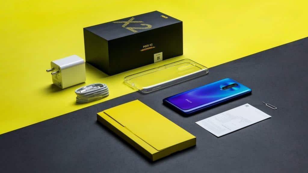 poco x2 smartphone 200 euros xiaomi - Blog SFAM