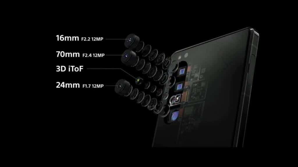 smartphone sony xperia 1 mark ii reve image - Blog SFAM
