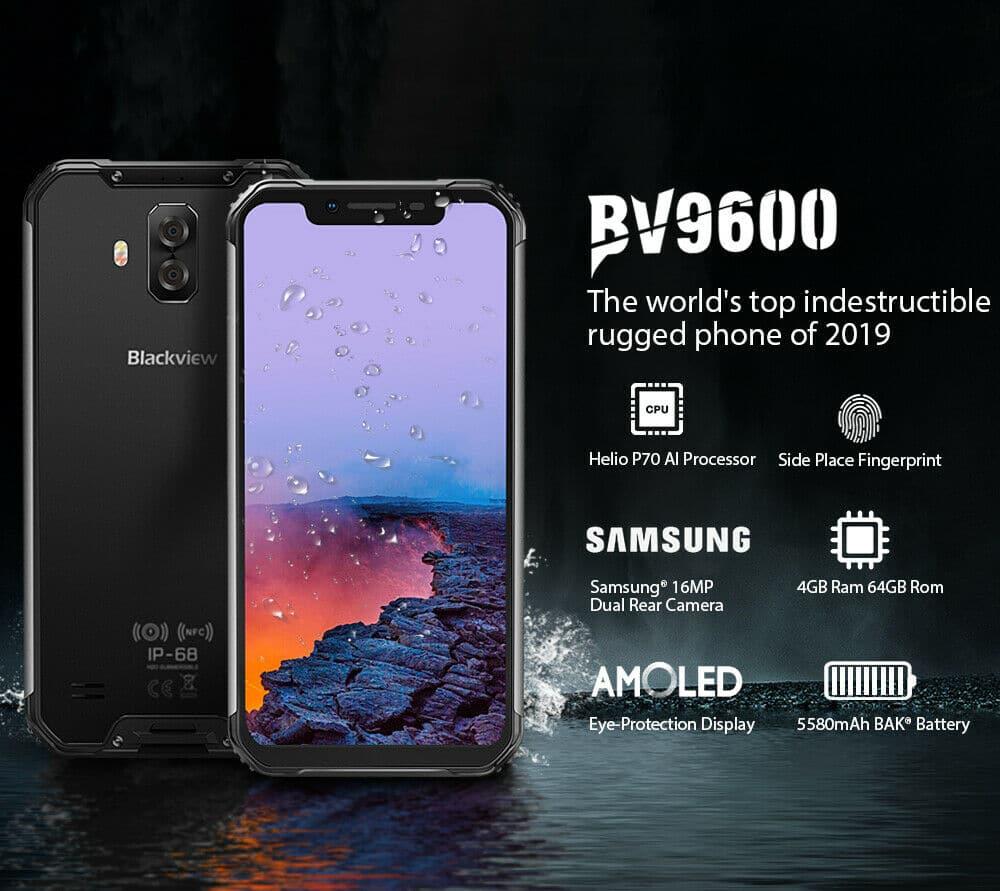 smartphones antichoc blackview bv9600 pro - Blog SFAM