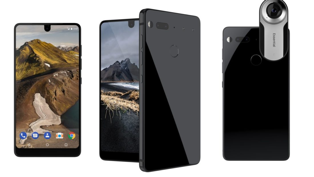smartphones fin essential phone - Blog SFAM
