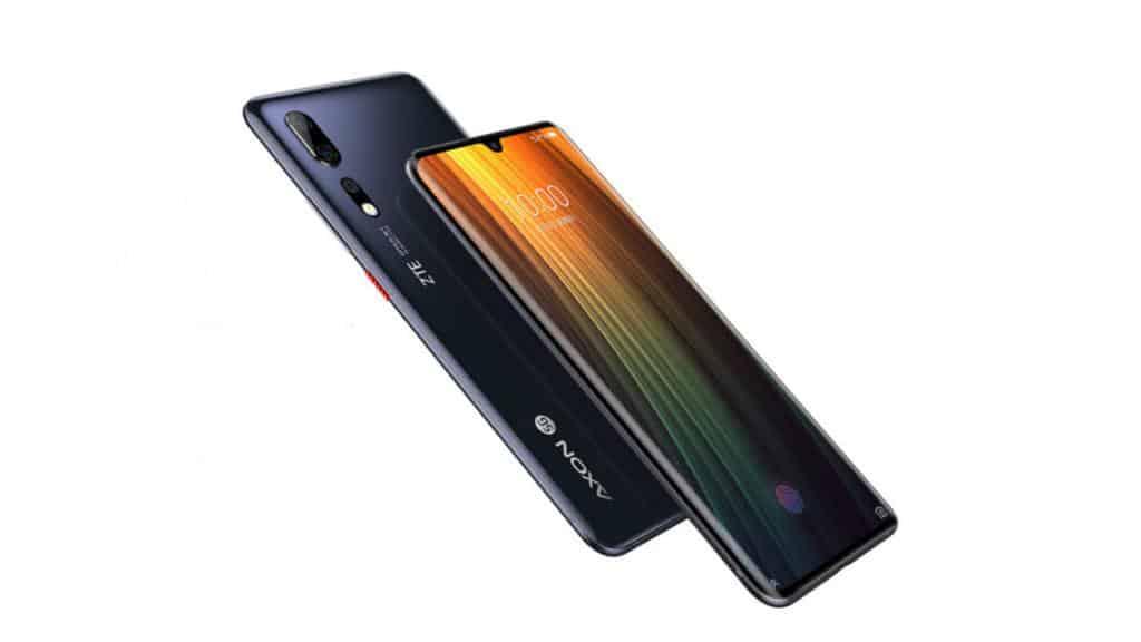 zte axon 10s pro smartphone snapdragon 865 - Blog SFAM