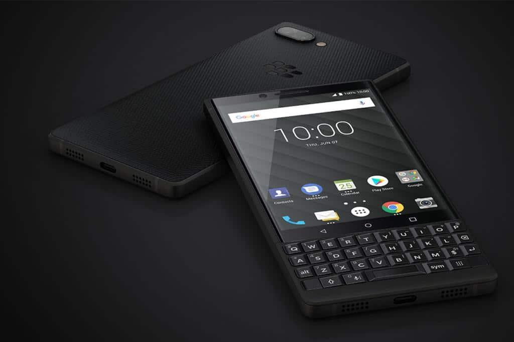 BlackBerry KEY2 - Blog SFAM