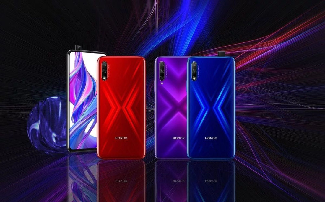 honor 9x pro smartphone milieu gamme - Blog SFAM