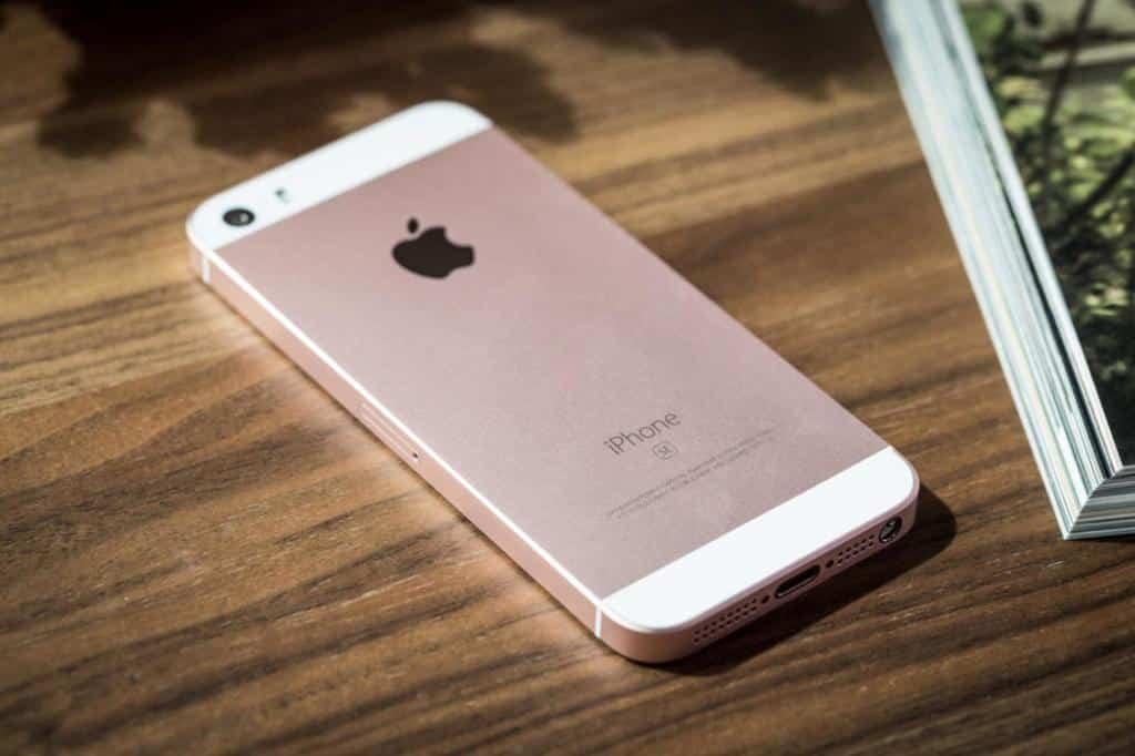 iPhone SE - Blog SFAM