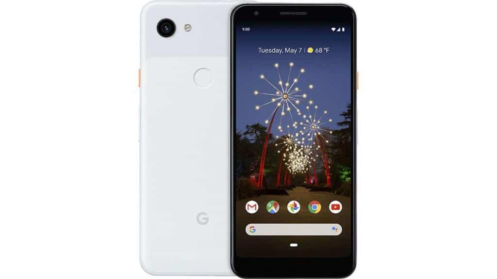 smartphone moins 400 euros Google Pixel 3A - Blog SFAM