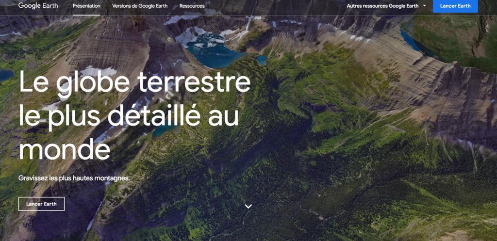 Google Earth - Blog SFAM