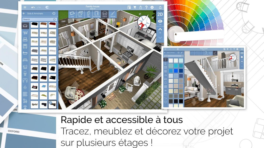Home Design 3D - Blog SFAM