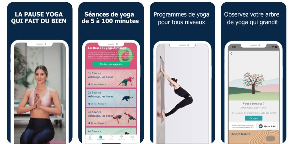 Yoga avec Gotta Joga - Blog SFAM