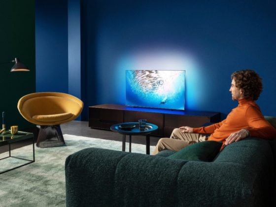 Philips OLED 805 - Celside Magazine