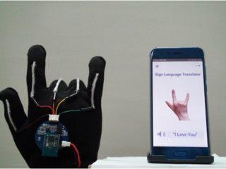 Guantes lengua signos - Celside Magazine