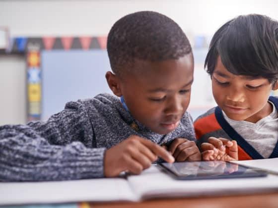 numérique apprentissage enfants - Celside Magazine