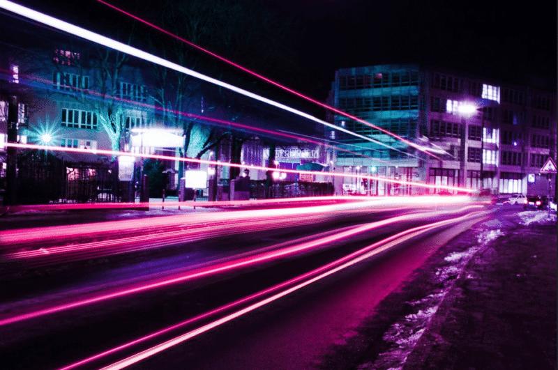 smartphone trainees lumineuses photos nuit - Celside Magazine