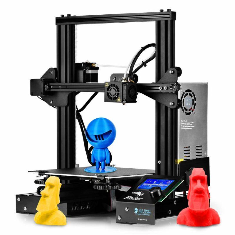 imprimantes 3D abordables - Celside Magazine