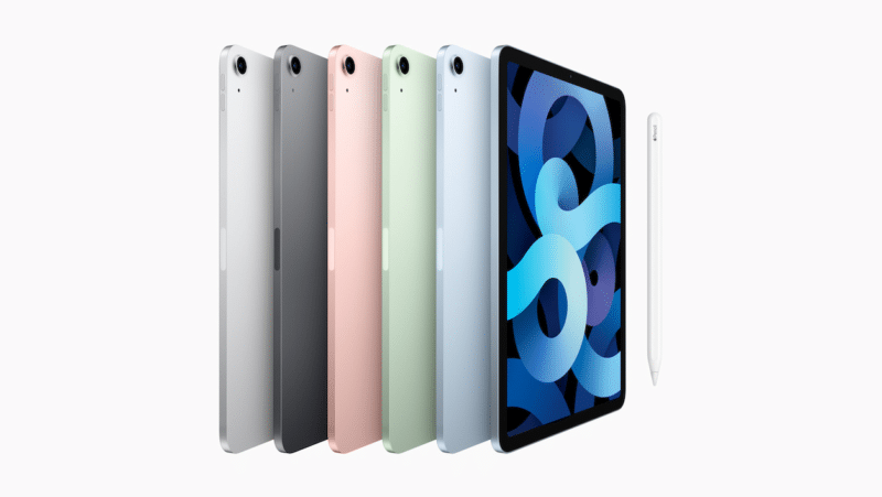 ipad air 2020 nouveau bijou apple - Celside Magazine