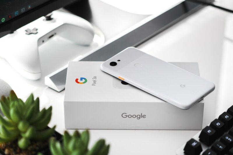 Google Pixel 5 - Celside Magazine