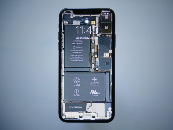 Baterías de litio y azufre móviles - Celside Magazine