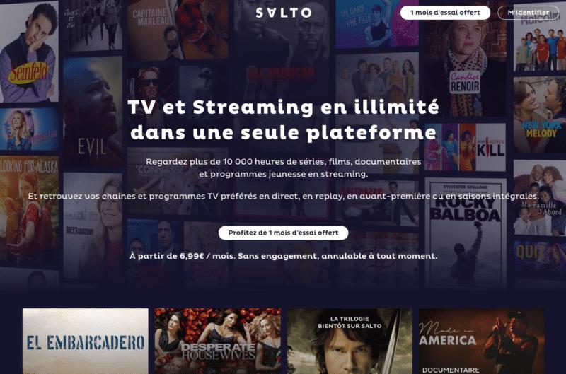 salto vod france television tf1 m6 retours experience - Celside Magazine