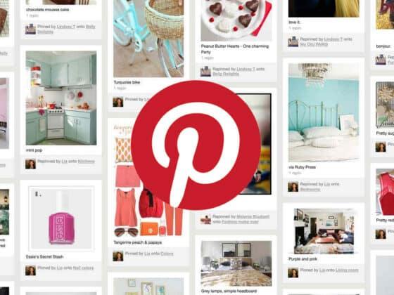 pinterest fonctionne reseau social photographies - Celside Magazine