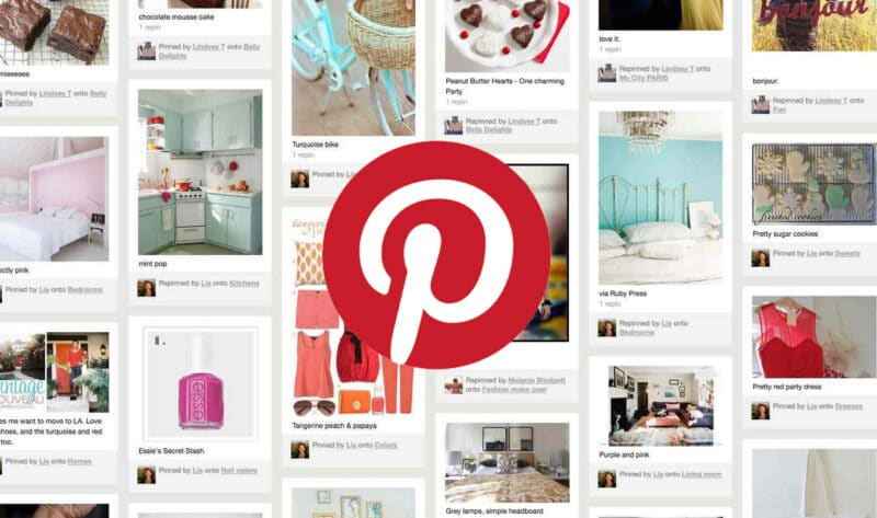 pinterest fonctionne reseau social photographies - Celside Magazine