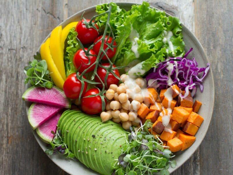 bonne resolution 2021 manger plus sainement applications - Celside Magazine