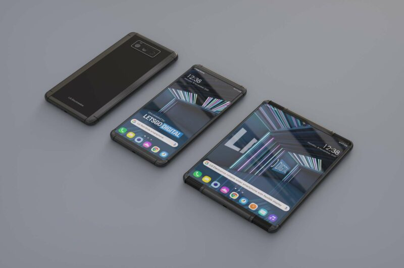 celside decouvrir smartphones ecran enroulable - Celside Magazine