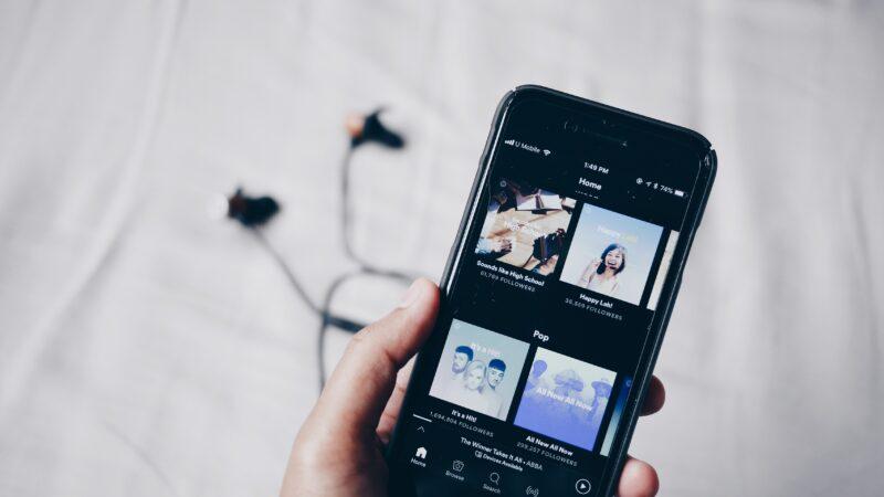Spotify listas de reproducción- Celside Magazine