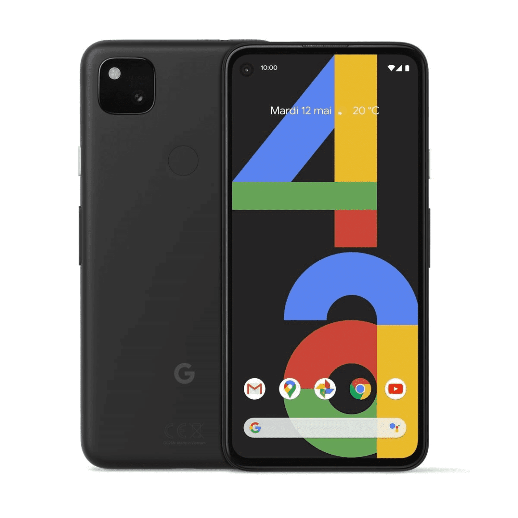 Google Pixel 4a - Celside Magazine
