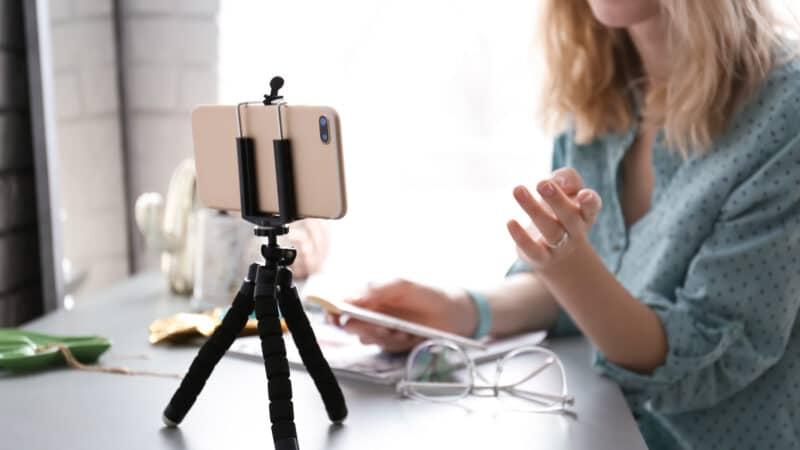 smartphone webcam pour pc - Celside Magazine