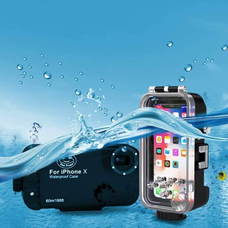 ou trouver coque waterproof sous eau - Celside Magazine