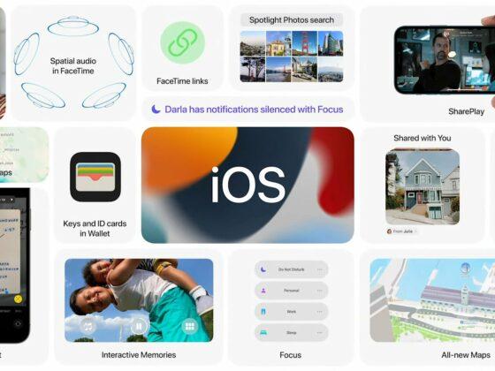 ios 15 nouveautes systeme exploitation mobile apple - Celside Magazine