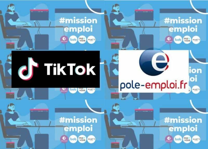 tiktok aider trouver emploi - Celside Magazine