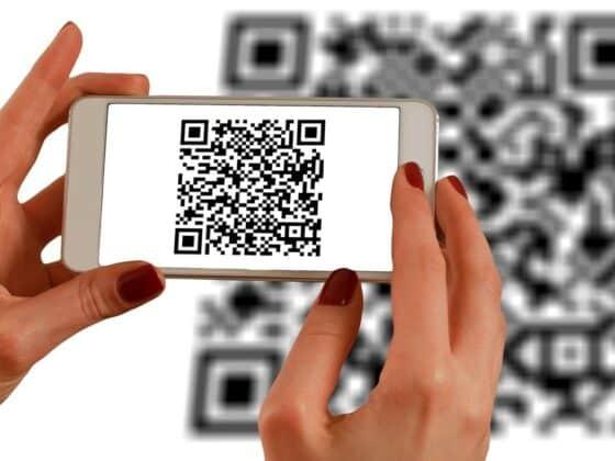 tutoriel comment scanner qr code smartphone - Celside Magazine