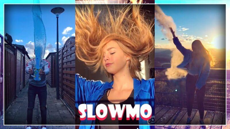 comment faire un slow mo sur tiktok - Celside Magazine