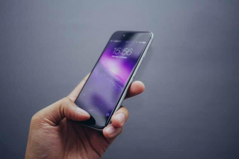 Sensor de huellas móviles - Celside Magazine