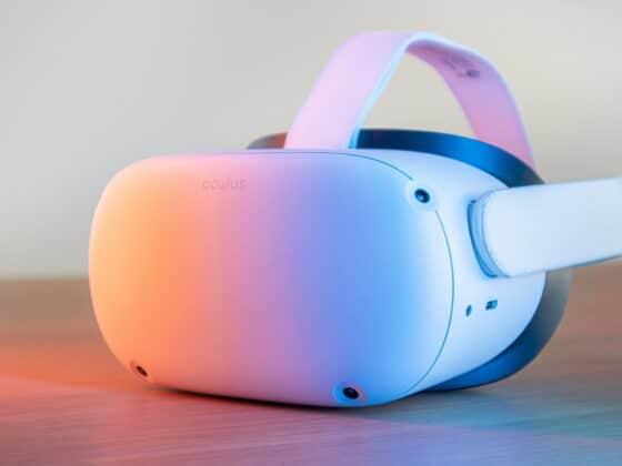 gafas de VR Oculus Quest 2 - Celside Magazine