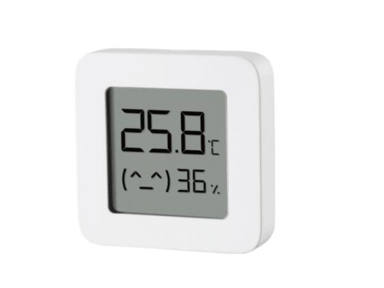 Termómetro inteligente Xioami Mi Temperature and Humidity Monitor 2 - Celside Magazine