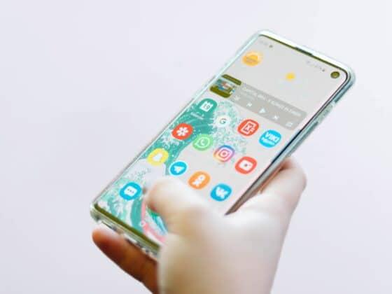 Ocultar apps móvil Samsung - Celside Magazine